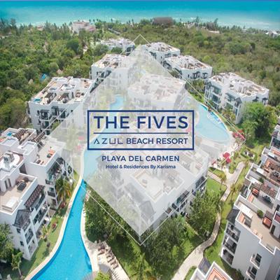 edding Planner en Monterrey, Boda en la playa, Las mejores bodas en la playa en México - azul fives