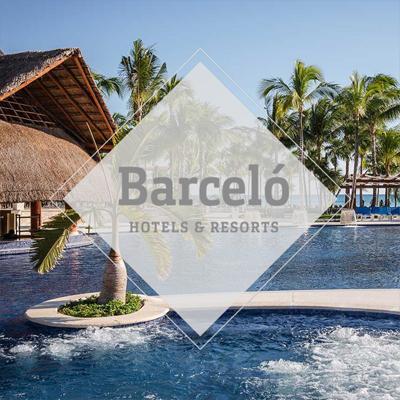 edding Planner en Monterrey, Boda en la playa, Las mejores bodas en la playa en México - barcelo