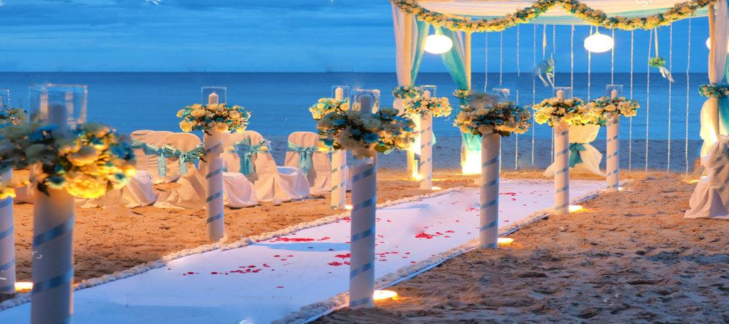 Tienespoco presupuesto para tu boda, cásate en la playa