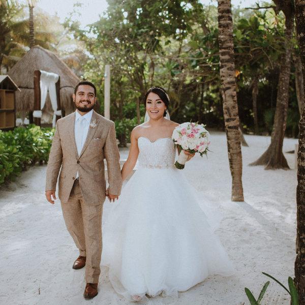 Gabriela y Daniel
