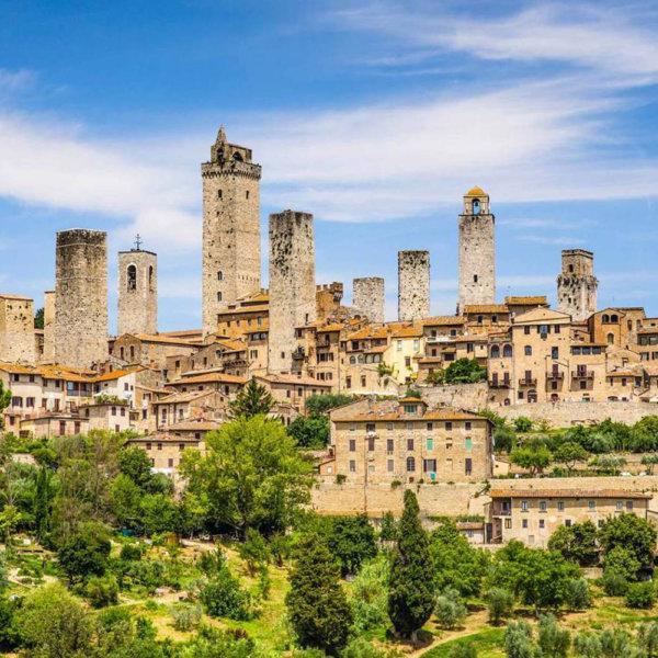 Italia, toscana, Corcega y Cerdeña