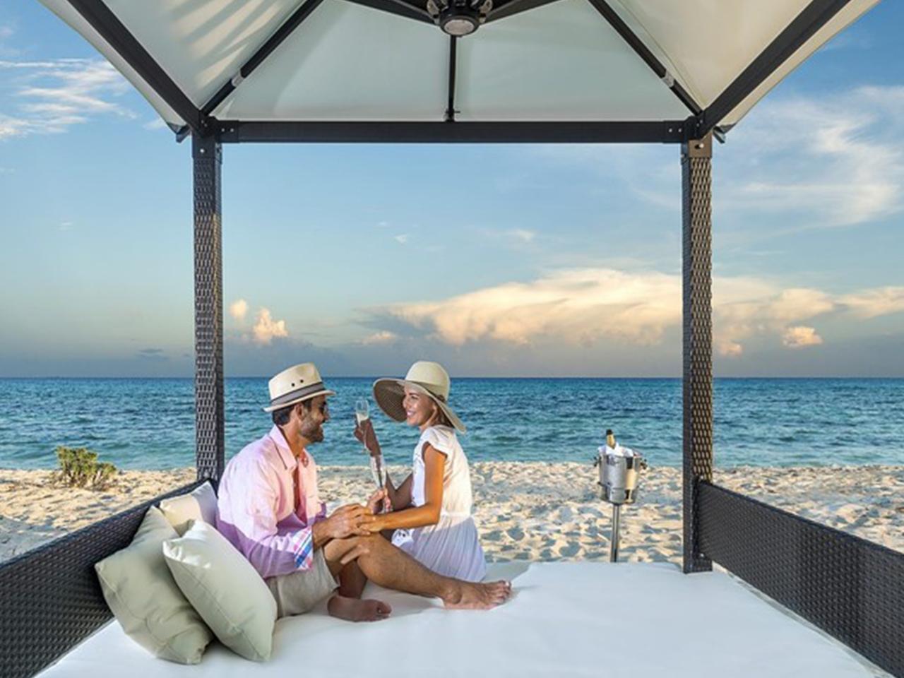 wedding Planner en Monterrey, Boda en la playa, Las mejores bodas en la playa en México - Paquete 1: Amor-Amor