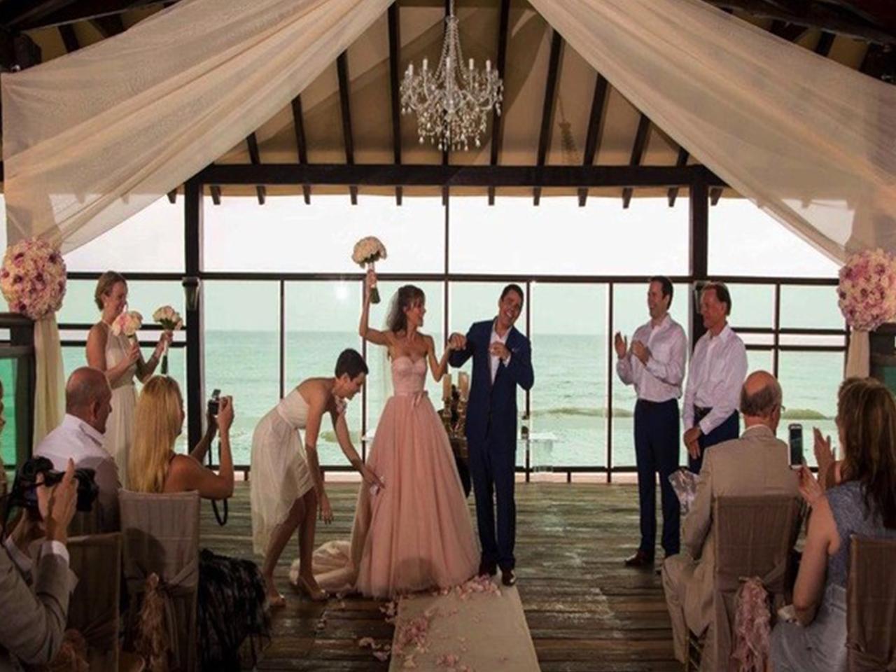 wedding Planner en Monterrey, Boda en la playa, Las mejores bodas en la playa en México -Por siempre (50 personas o más)