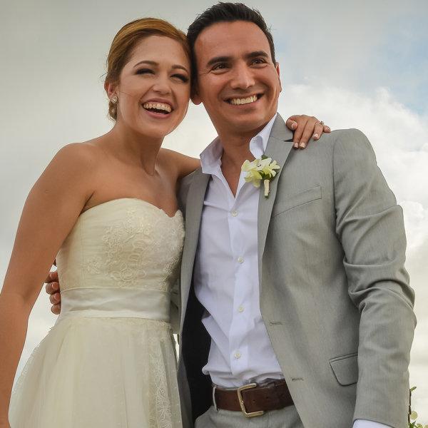 Lorena y Agustin