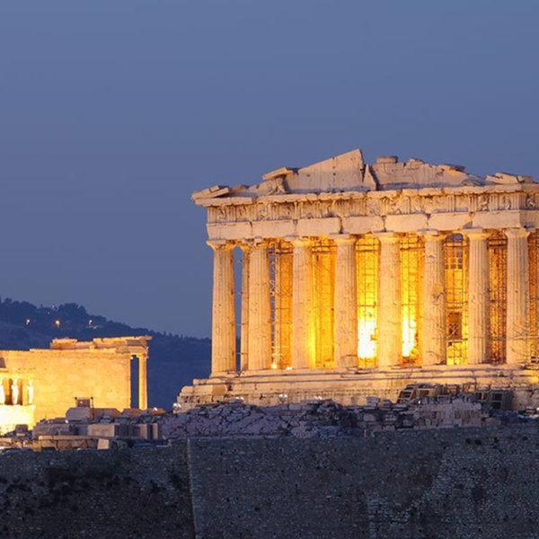 Atenas, península e islas griegas